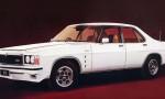 Holden historia
