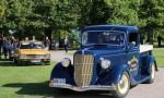 Skokloster 2018 – USA-bilarna före andra världskriget
