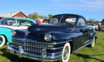 Skokloster 2018 – 40-talets USA-bilar