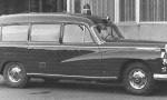 Mercedes 300 med specialkarosser
