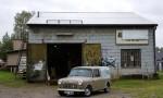 Berras bilverkstad i Täby