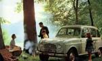 Renault på picnic