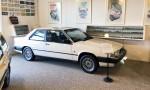 Volvoutställning på Sommers bilmuseum