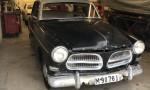 Volvo Amazon 1957 på väg tillbaka