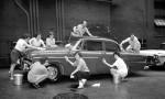Biltvättning
