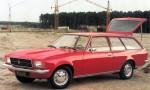 Opel Rekord D och Commodore B