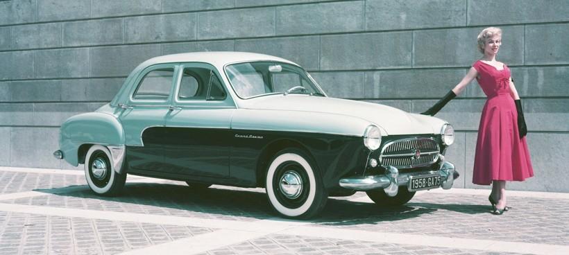 Grattis Renault Frégate!