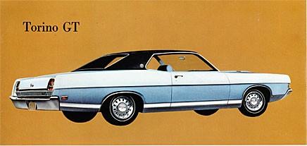 Grattis Ford Torino!