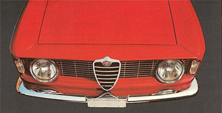 Grattis Alfa Romeo Giulia!