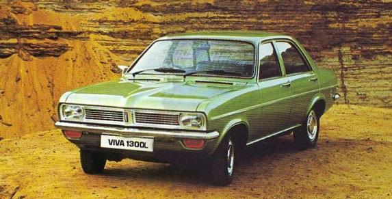 Grattis Vauxhall Viva!