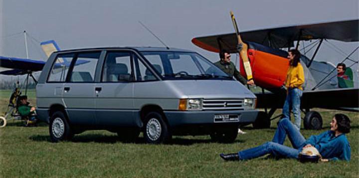 Grattis Renault Espace!