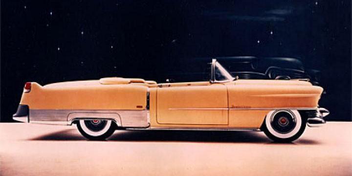 Grattis Cadillac Eldorado!