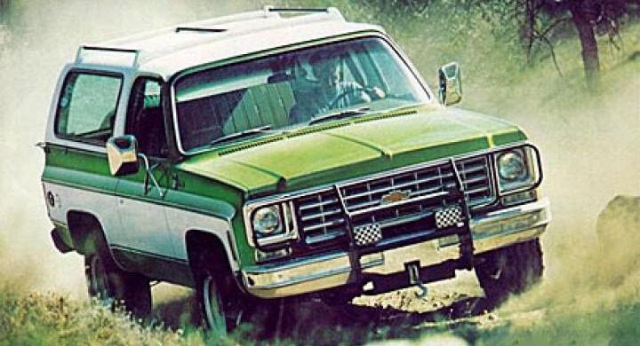 Grattis Chevrolet Blazer!