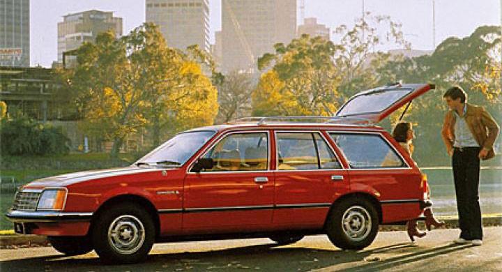 Grattis Opel Commodore!