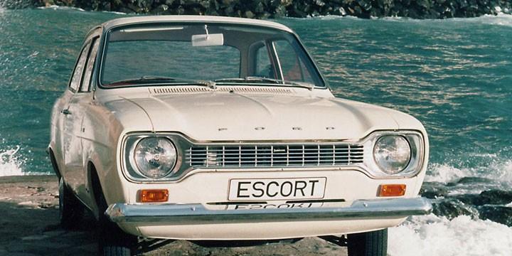Grattis Ford Escort!