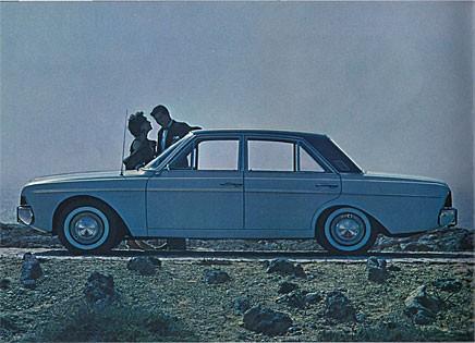 Grattis Ford Taunus!