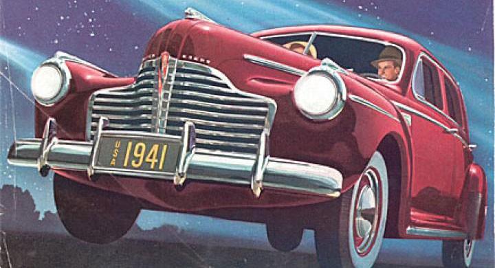 Grattis Buick Century!