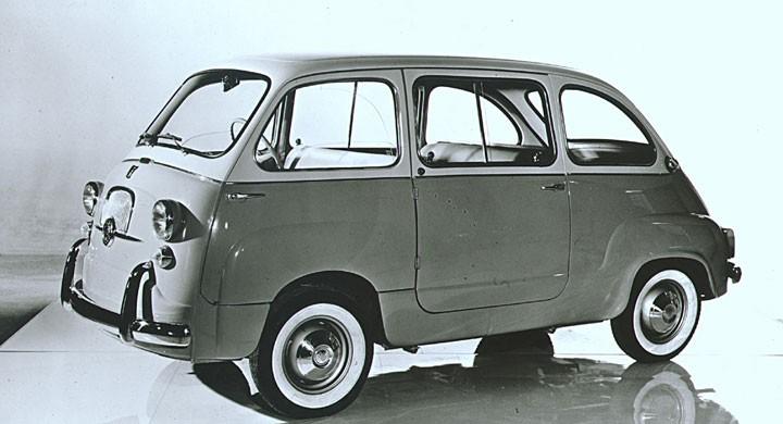 Grattis Fiat Multipla!