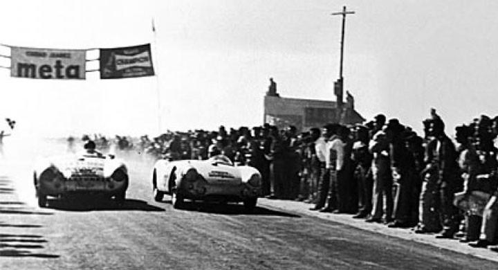 Grattis Porsche Carrera!