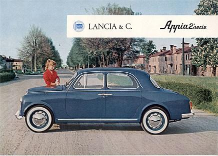 Grattis Lancia Appia!