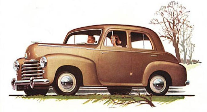 Grattis Vauxhall Velox!