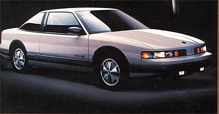 Grattis Oldsmobile Cutlass!