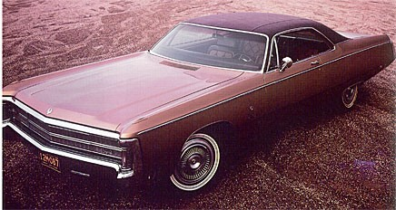 Grattis Chrysler Imperial!
