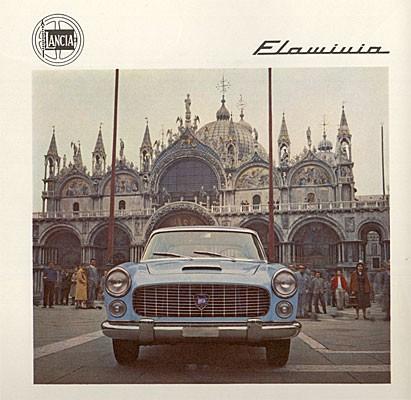 Grattis Lancia Flaminia!
