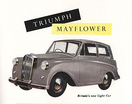 Grattis Triumph Mayflower!