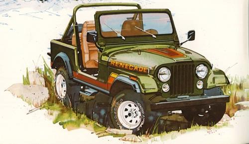 Grattis Jeep Renegade!