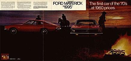 Grattis Ford Maverick!