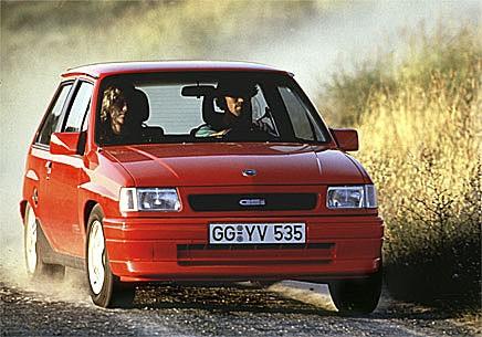Grattis Opel Corsa!