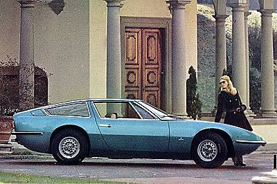 Grattis Maserati Indy!