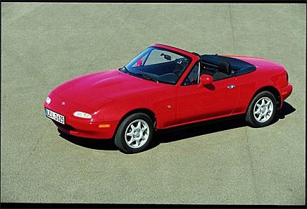 Grattis Mazda Miata!