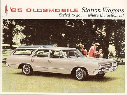 Grattis Oldsmobile Vista-Cruiser!