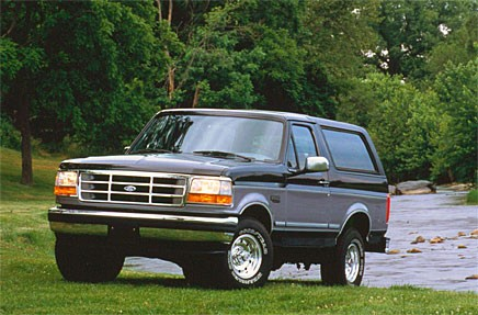Grattis Ford Bronco!