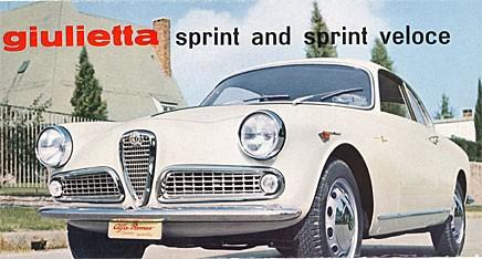 Grattis Alfa Romeo Giulietta!