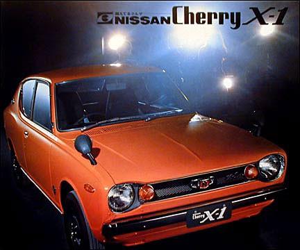 Grattis Nissan Cherry!