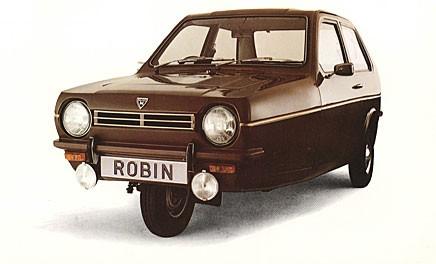 Grattis Reliant Robin!