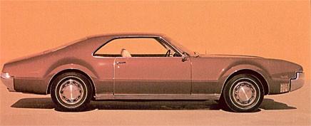 Grattis Oldsmobile Toronado!