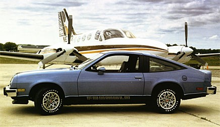 Grattis Pontiac Sunbird!
