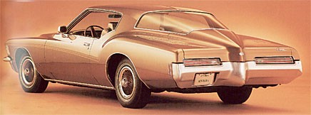 Grattis Buick Riviera!