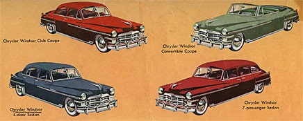 Grattis Chrysler Windsor!