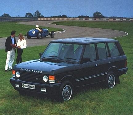 Grattis Range Rover!
