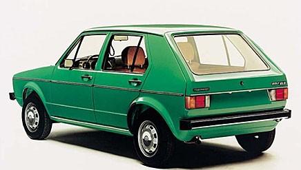 Grattis Volkswagen Golf!
