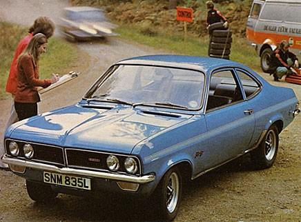 Grattis Vauxhall Firenza!
