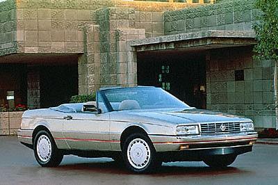 Grattis Cadillac Allanté!