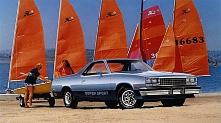 Grattis Chevrolet El Camino!