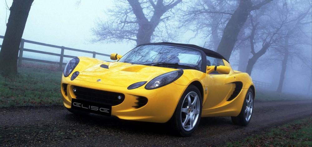 Grattis Lotus Elise!
