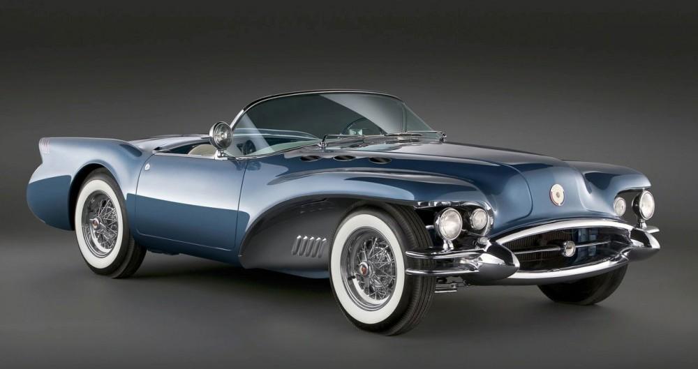Grattis Buick Wildcat!
